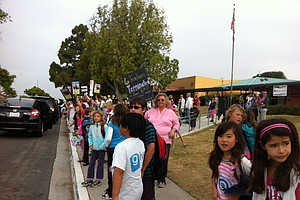 SD School Ends Year With Protest