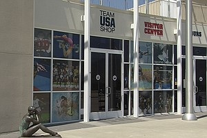 Team USA Store Opens In Chula Vista Olympic Training Center