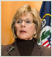 Barbara Boxer Speaks In Support Of Obama's Nomination For...