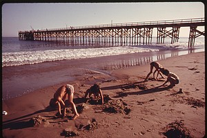Tease photo for California's Beach Water Not As Clean As Hoped