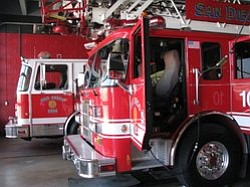 San Diego Firefighters Being Forced To Work Overtime