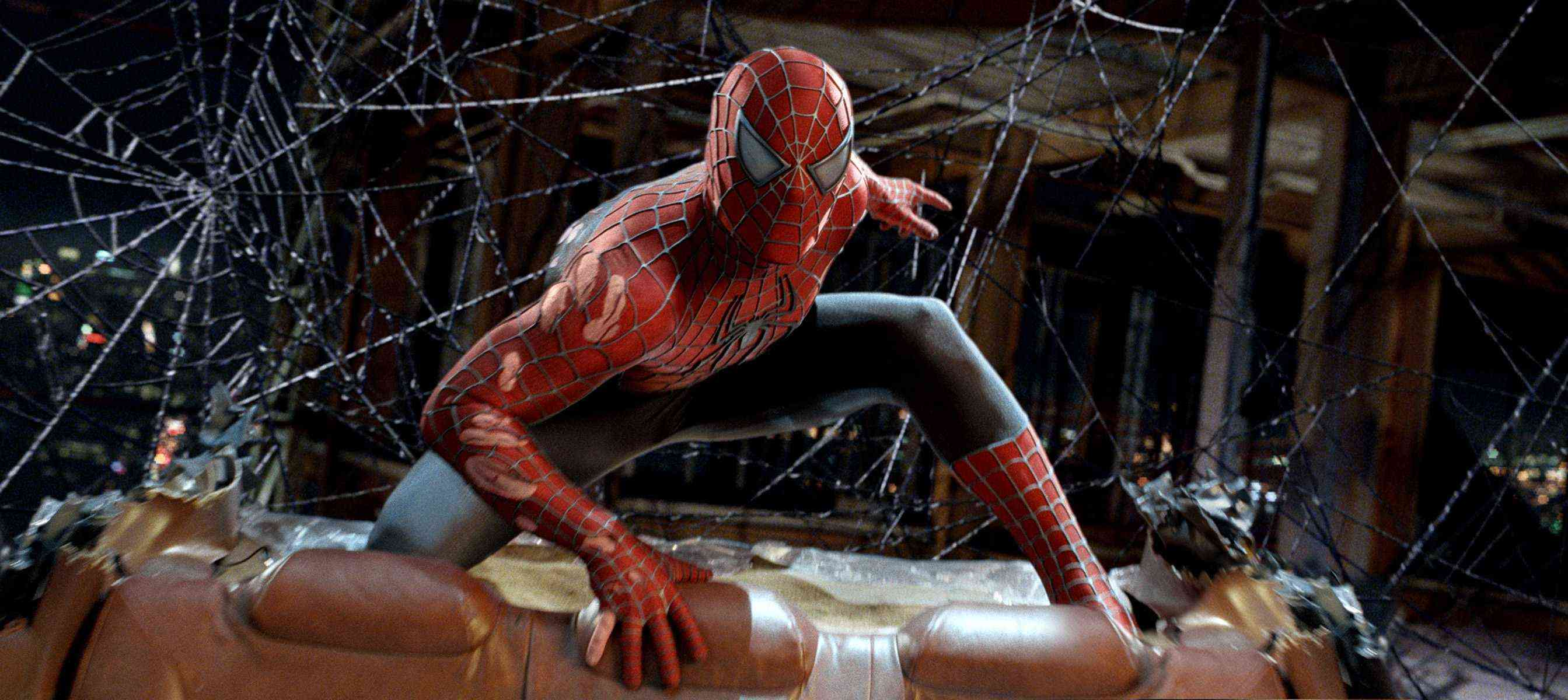 spider man 3 free comic book saturday kpbs. Black Bedroom Furniture Sets. Home Design Ideas