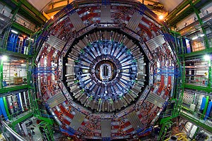 Tease photo for Scientists Discover New Subatomic Particle, Likely The 'God Particle'