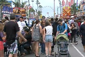 Tease photo for San Diego County Fair Sets New Attendance Record