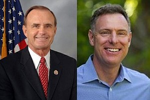 Individual Donors Split On Peters, Bilbray In 52nd