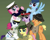 Military Lovers Of 'My Little Pony' Make Headlines