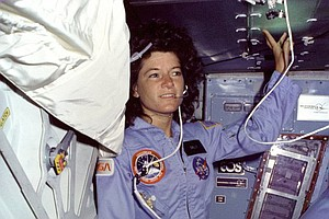 A Tribute To Sally Ride