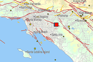 Tease photo for Moderate Earthquake Shakes Southern California