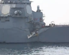 Tease photo for Navy Investigates Strait Of Hormuz Collision (Video)