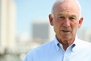 Tease photo for Mayor Sanders Supports Gay Marriage In Ad To Air During GOP Convention