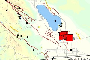 Tease photo for Moderate Earthquakes Rock San Diego County