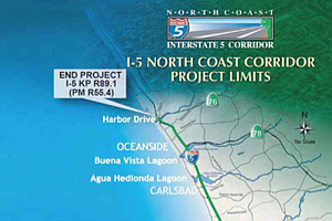 Tease photo for CALTRANS Plans For Crossing Lagoons In I-5 Expansion