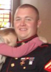 Tease photo for Camp Pendleton Marine Killed In Afghanistan (Video)