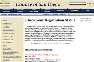 Online Voter Registration Coming Before November Election