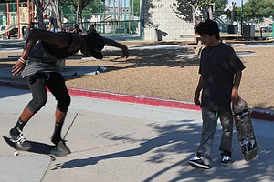 Tease photo for City Heights Looks For A Place To Skate