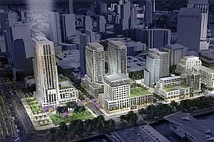 Navy Broadway Project Challenged In Federal Court