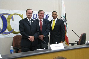 Tease photo for Oceanside Mayoral Candidates Spar Over Development
