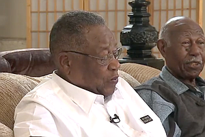 First Black Marines Discuss Life In the Corps and Congres...