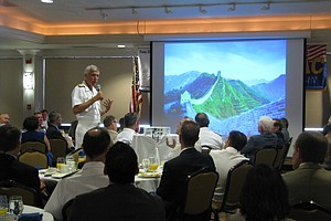 Tease photo for Pacific Fleet Commander's Goal Is Partnerships In the Asia Pacific