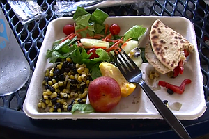 San Diego Unified School District Serving Up Healthy Lunches