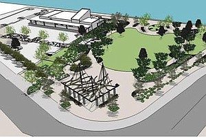 Ruocco Park By Seaport Village To Be Dedicated Today