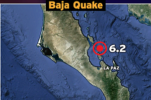 Tease photo for 6.2-Magnitude Earthquake Rattles Southern Baja