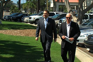 Tease photo for Mayor Sanders Endorses DeMaio As Successor