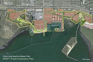 Chula Vista Looks For Bayfront Investors In China