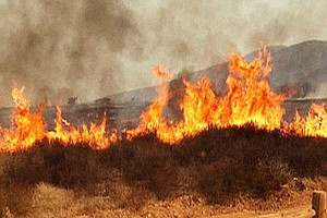 Shockey Fire 100 Percent Contained
