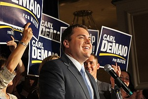 DeMaio's Office Says No Record Of Communication With Lync...