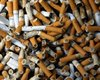 Tobacco Companies Cough Up Campaign Cash In California