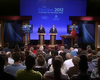 DeMaio, Filner Continue Attacks, Mudslinging In KPBS Debate