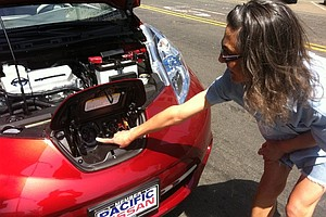Tease photo for San Diego To Add 117 Charging Stations For Electric Cars