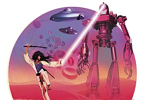 Tease photo for Weekend Preview: 'Yoshimi Battles The Pink Robots' And New Restaurants