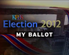 Tease photo for My Ballot: Election 2012