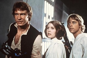 Tease photo for Disney To Buy Lucasfilm, Make New 'Star Wars' Films