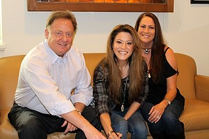 Sgt. Angie Johnson Signs Recording Contract (Video)
