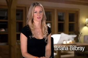 Tease photo for Briana Bilbray Ad About Cancer Research Raises Contradictions