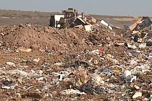 Clearing Unintended Waste From San Diego's Only Landfill