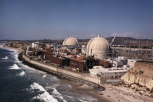 Steam Generator Removed From San Onofre, Disposed In Utah