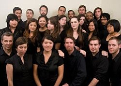 Tease photo for Young Choir Prevails Despite Orchestra Nova's Troubles