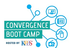 Tease photo for KPBS Hosts First Ever Convergence Boot Camp