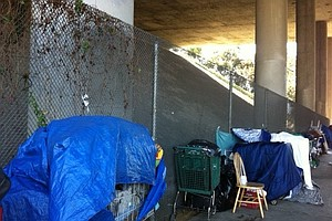 Frigid Temperatures Put Homeless At Risk