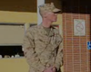 Did Marine Standing Guard At Elementary School Lie About His Service?