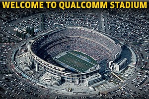 Old Chargers Stadium Made New Again?