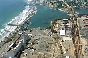 Tease photo for Desalination Plant To Begin Construction This Month