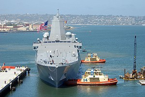 Fiscal Swerve Still Holds Problems For San Diego's Military