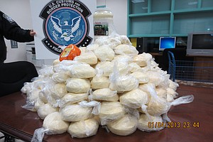 Border Patrol Seizes 230 Pounds Of Illegal Cheese