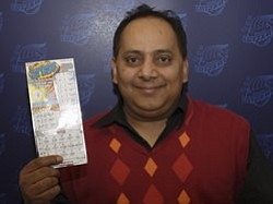 Mystery In Lottery Winner's Death May Lead To Exhumation