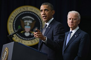 Tease photo for Obama's Gun Plan Could Impact Weapons Trafficking